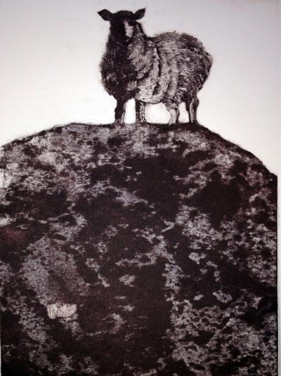 On Top of the World + 12 X 7 + Monotype